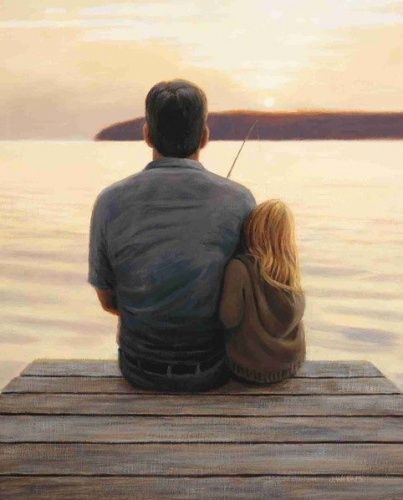 James Wiens - Father & Daughter Time