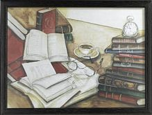 "Поднос на колени ""Books"" 40*31*13см, Andrews Living Rooms"